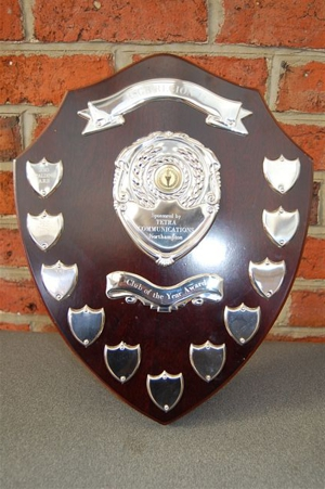Regional Club of the Year Sheild