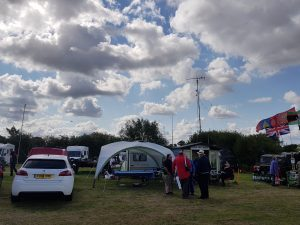 LSWC portable at FirPark Wings & Wheels