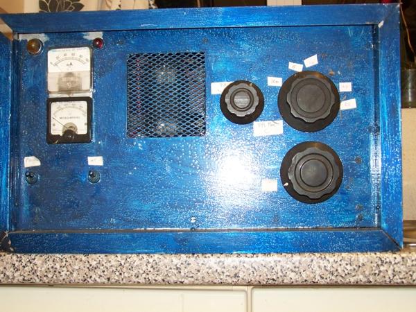 G2FHM HF Linear Amp