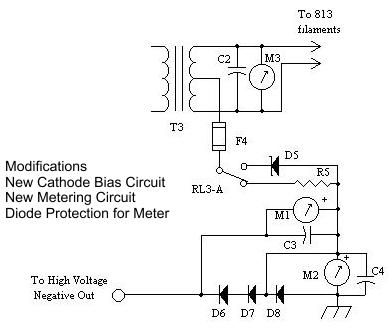 813 Filament Circuit
