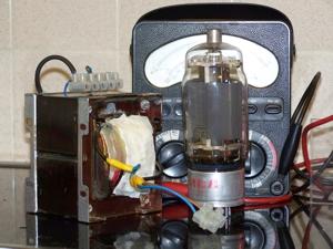 Homebrew Filament Transformer