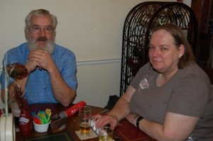 Bob and Kathleen