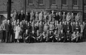Lincoln Hamfest 1953